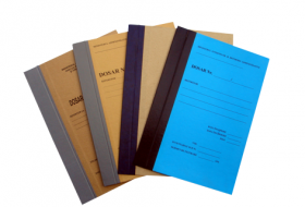 Documentele trebuie pastrate in coperti de arhivare