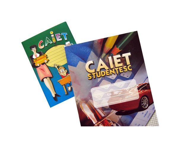 Caiet student (A4)