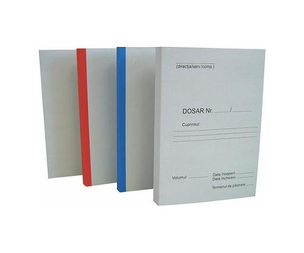 Coperti dosare pentru arhivare