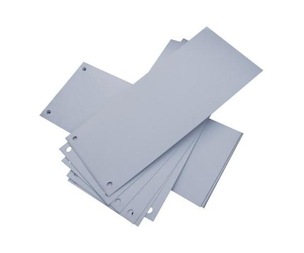 Separatoare (Intercalatoare) din carton alb