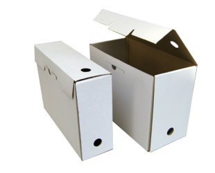 Cutii arhivare carton 20 cm