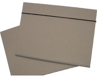 Mape ECO din carton natur / mucava